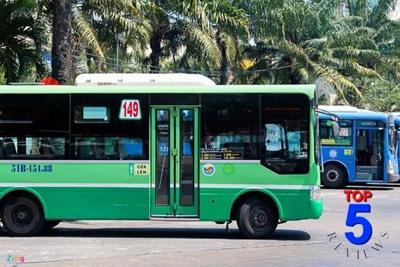 Các tuyến xe buýt đi Bệnh Viện Da Liễu TPHCM