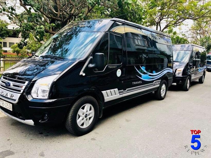 Catthienhai Travel - Limousine 9 Chỗ