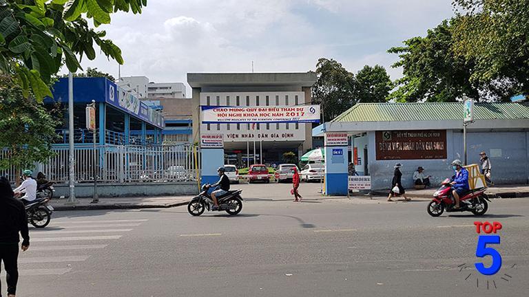 Khám Tổng Quát Bệnh Viện Nhân Dân Gia Định
