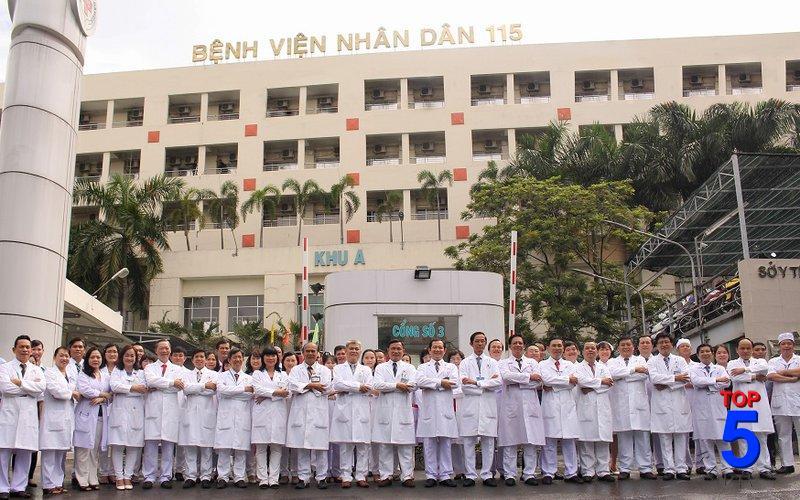Khám Tổng Quát Giới thiệu Bệnh viện 115