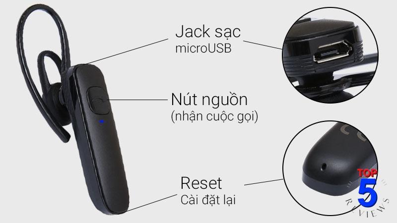 Tai Nghe Bluetooth Đàm Thoại Plantronics ML15