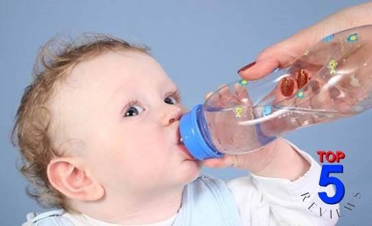 Uống Nhiều Nước Hạ Sốt Cho Trẻ
