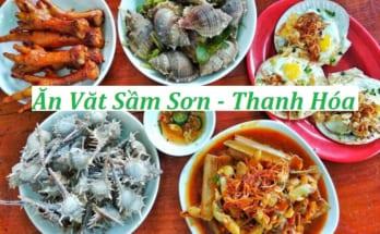 Quán Ăn Vặt Ngon Ở Sầm Sơn Thanh Hoá