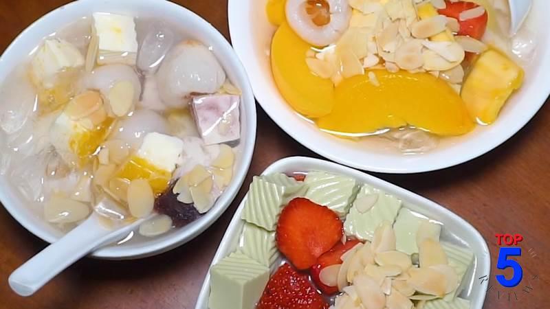 Chè Khúc Bạch Thanh