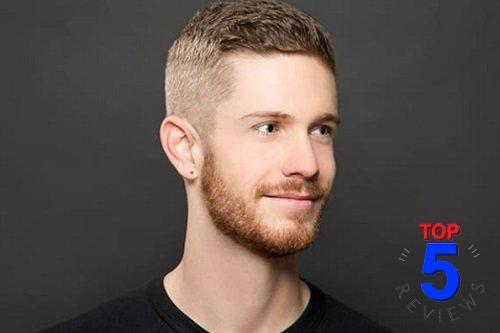 Kiểu tóc nam đẹp Crew Cut
