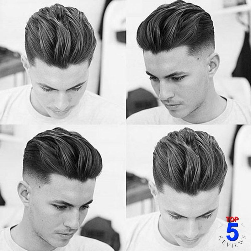 Kiểu tóc nam đẹp Slick Back