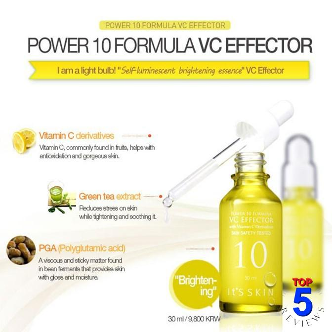Power 10 Formula CO Effector