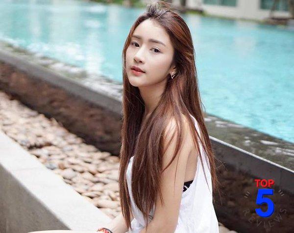 Tóc nữ đẹp dài tự nhiên