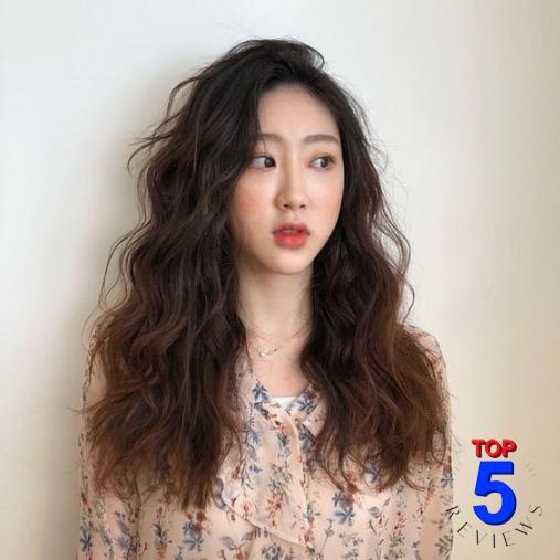 Tóc xoăn Hàn Quốc