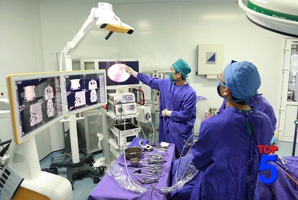 Phương pháp iều trị tắc vòi trứngtrong y khoa