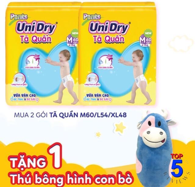 Tã quần Unidry