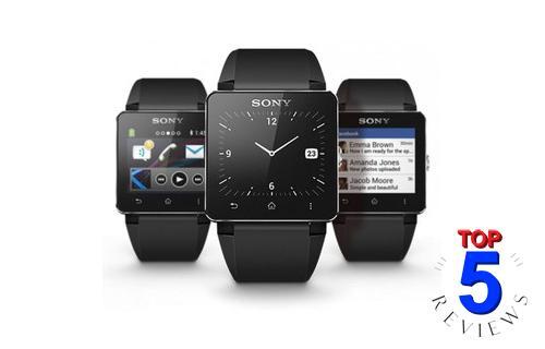 Đồng hồ thông minh Sony Smart Watch