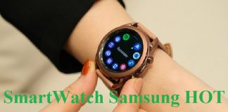 đồng hồ thông minh smartwatch samsung