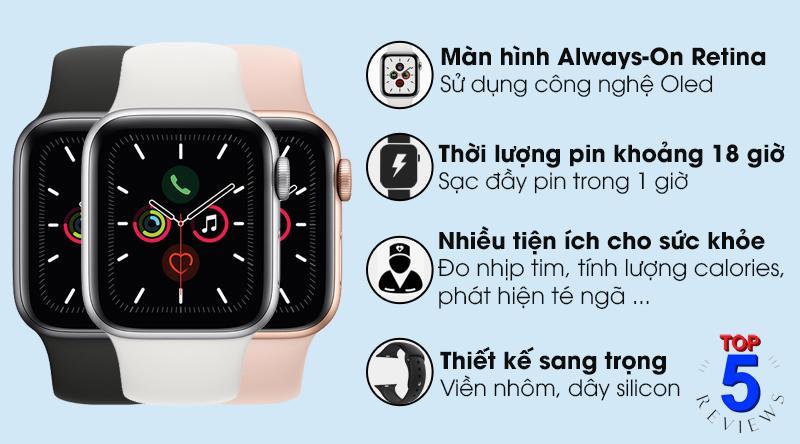 Cấu hình Apple Watch