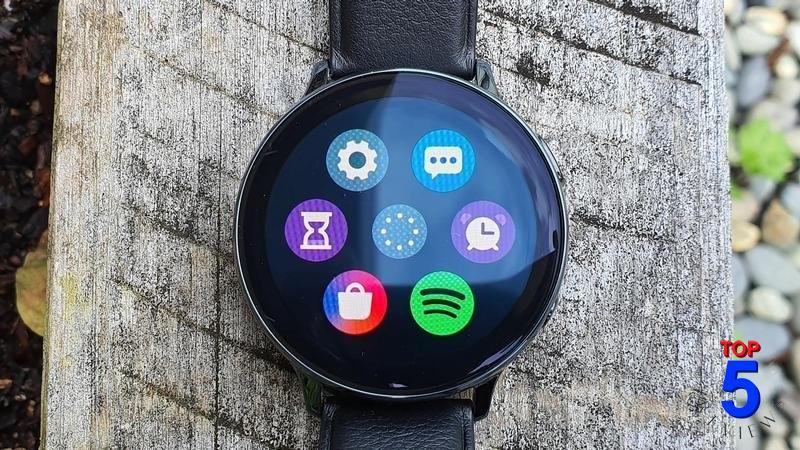 Phần mềm và giao diện Samsung Galaxy Watch