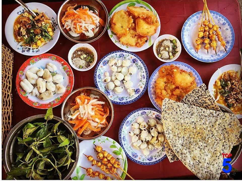 Ăn ngon ở Phan Thiết