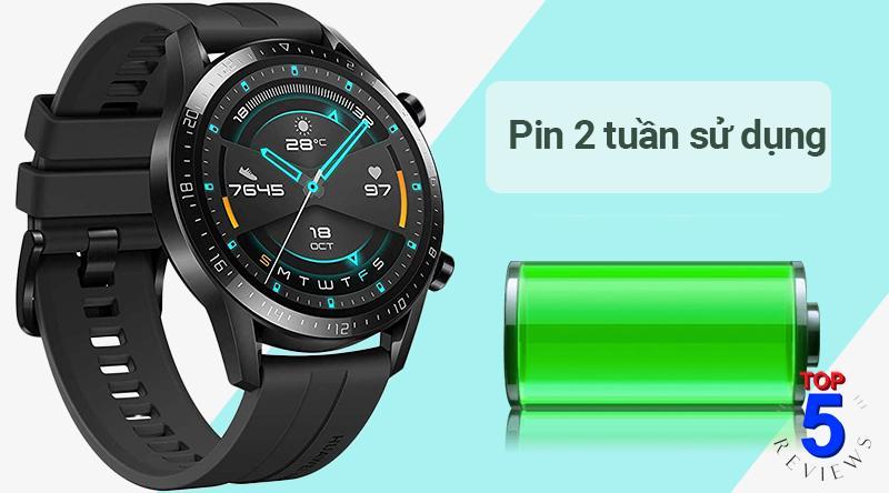 Đồng hồ thông minh Huawei Watch GT2