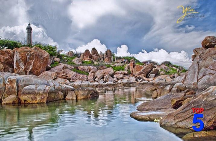 Biển đẹp Phan Thiết