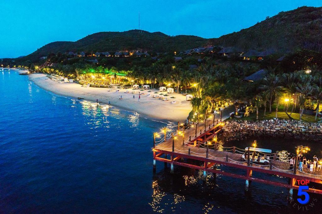 Hòn Tằm Resort trên đảo Hòn Tằm
