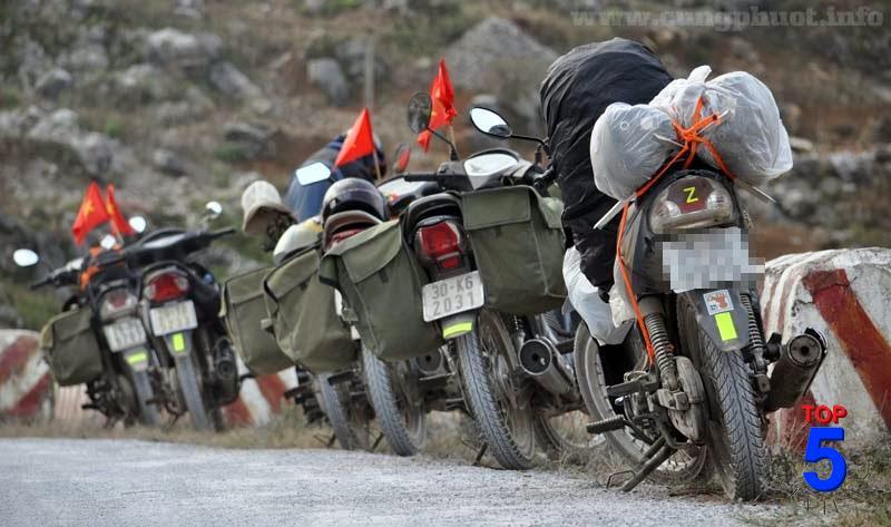 Phượt Phan Thiết bằng xe máy cần chuẩn bị những gì ?
