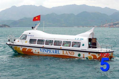 Tàu thủy cao tốc Vinpearl Land