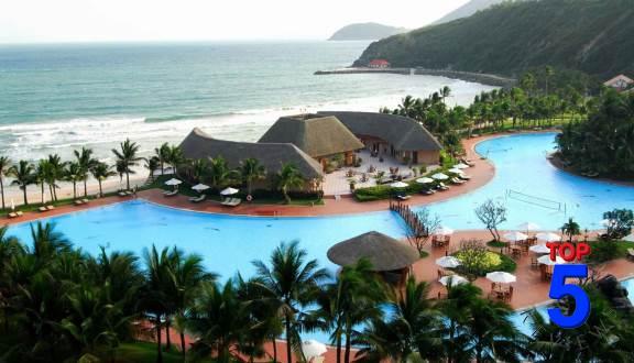 Vinpearl Land Nha Trang ở đảo Hòn Tre