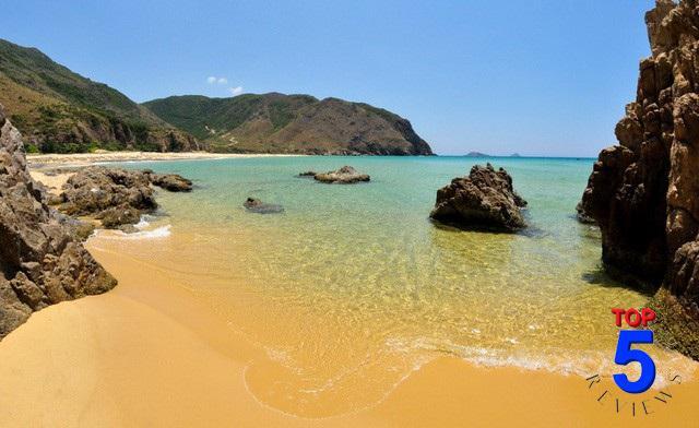 Bãi biển đẹp Quy Nhơn