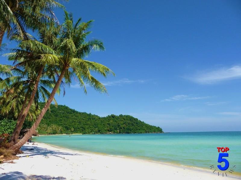 Bãi biển đẹp ở Phan Thiết