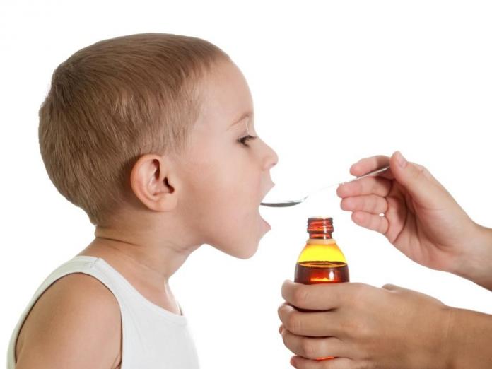 siro ăn ngon cho trẻ em