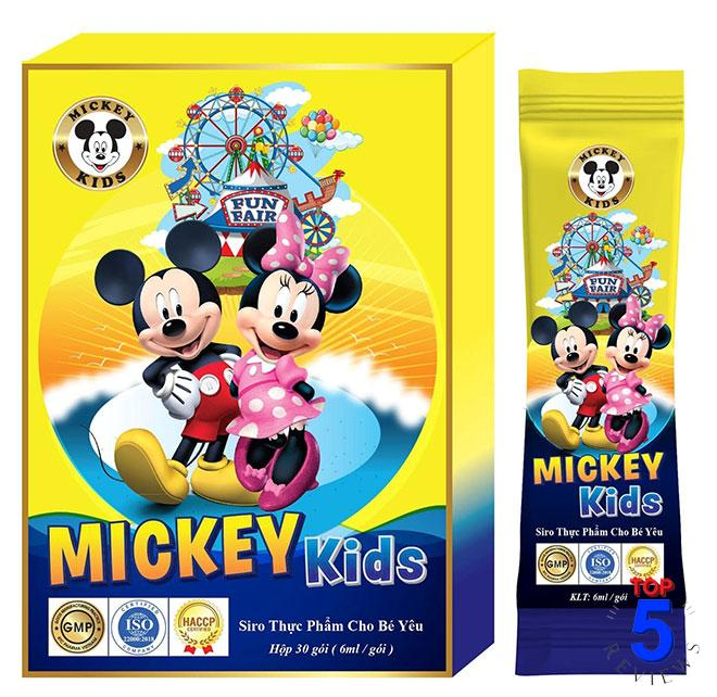 Siro ăn ngon Mickey Kid