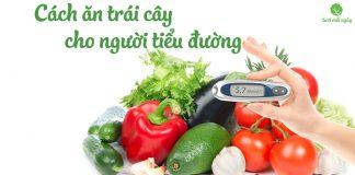 Các loại trái cây tốt nhất dành cho người bị tiểu đường