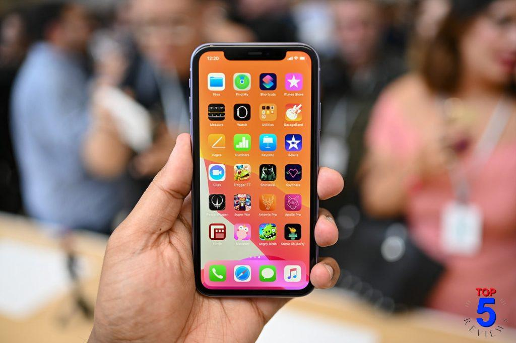 Check màn hình iphone 11 pro max