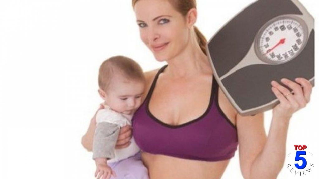 thời gian giảm cân sau sinh