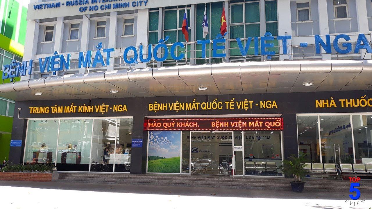 Bệnh viện mắt quốc tế Việt Nga