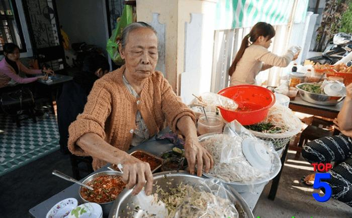 Mít trộn Bà Già - ăn vặt đà nẵng