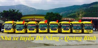 xe Đà Nẵng - Quảng Bình