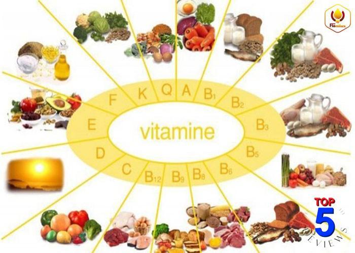 Bổ sung vitamin thích hợp giúp móng tay nhanh dài và cứng