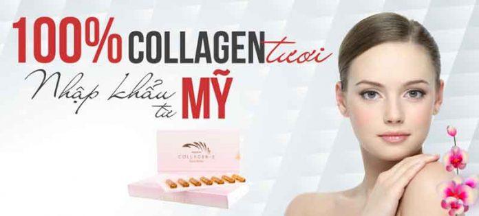 Collagen Tươi Của Mỹ
