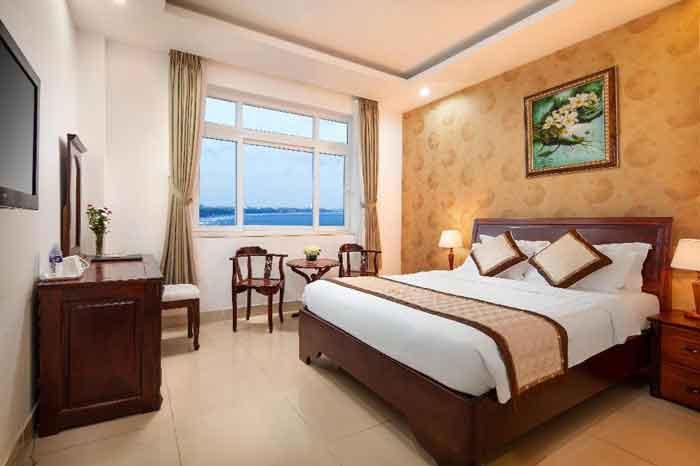 Khách Sạn Corvin Hotel vũng tàu