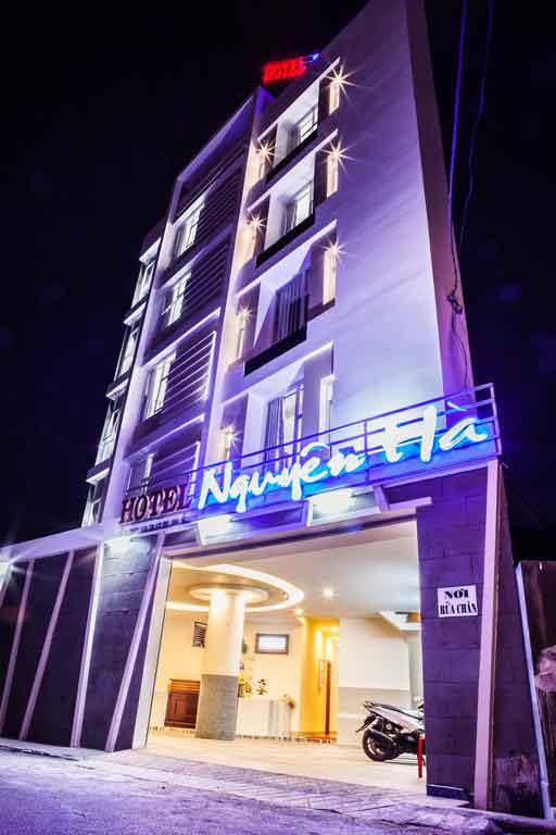 Khách sạn Nguyên Hà vũng tàu
