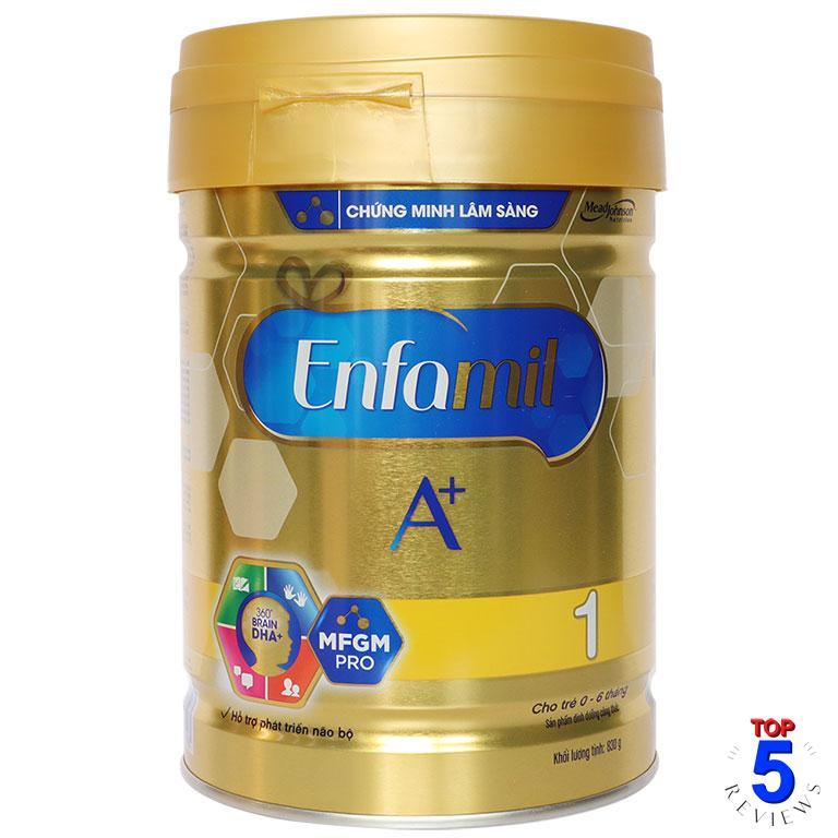 Sữa Enfamil A+ Mỹ