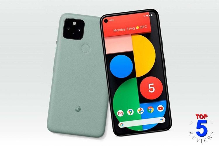 Điện thoại Google Pixel 4A 5G