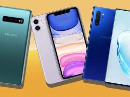 12 điện thoại Smartphone đáng mua trong năm 2021