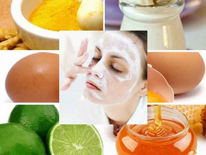 Chăm sóc da mặt sau sinh bằng các đắp mặt nạ tự nhiên
