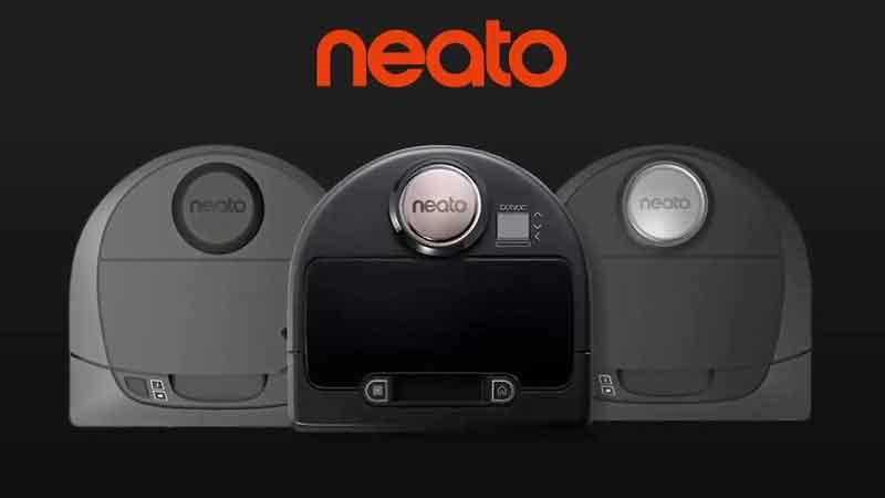 Robot hút bụi Neato D10
