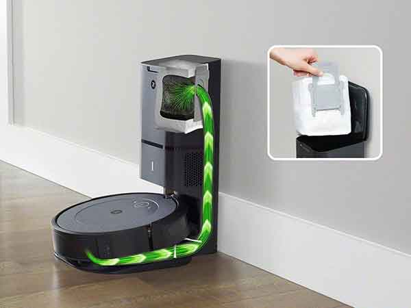 Robot hút bụi iRobot Roomba I3 Plus