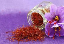 Saffron (nhụy hoa nghệ tây)