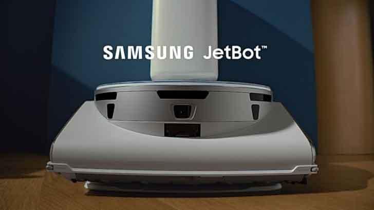Robot hút bụi Samsung JetBot 90 AI+