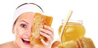 mặ nạ mật ong