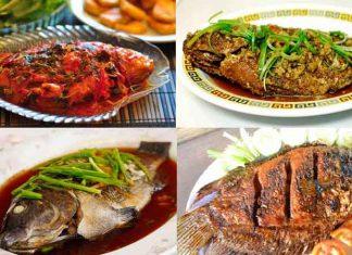 món ăn từ cá